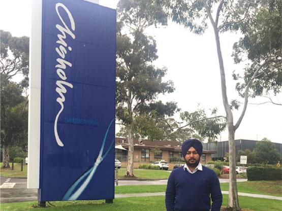 University Tour Australia 1