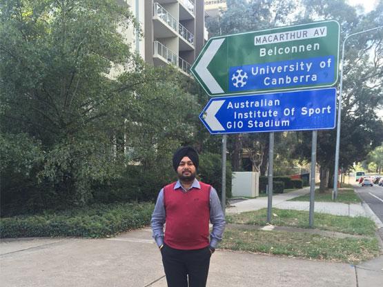 University Tour Australia 2