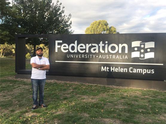 University Tour Australia 5